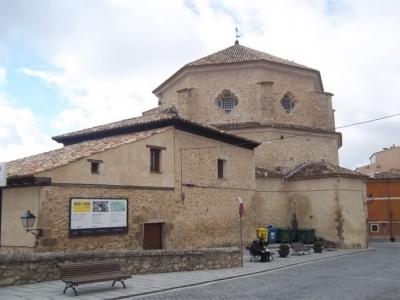 Rehabilitación de la Casa del Curato, antigua sacristía de la Iglesia de San Pedro