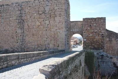 Intervención en el Arco del Bezudo