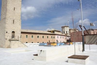 Musealización Plaza de Mangana