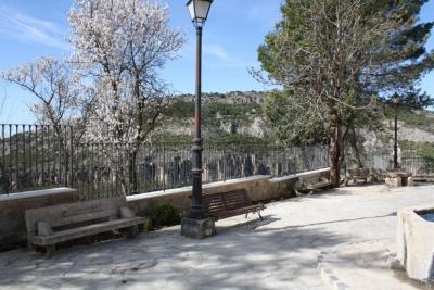 Construcción de vallado perimetral en el Cementerio de San Isidro