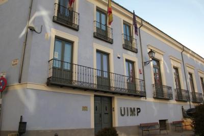 Reforma y acondicionamiento edificio UIMP
