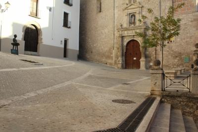 Urbanización de la Plaza de San Andrés