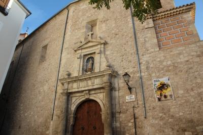 Restauración de la Iglesia de San Andrés