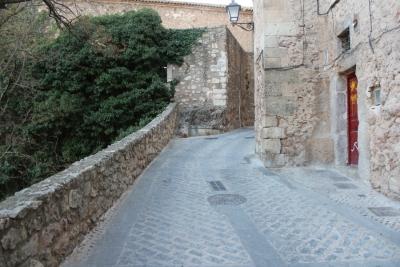 Rehabilitación de las calles y plazas del barrio de San Martín