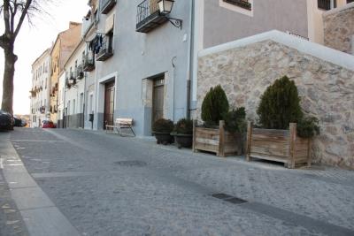 Rehabilitación de calles varias del  Casco Antiguo