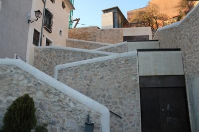 Reestructuración de accesos a la Plaza de Mangana