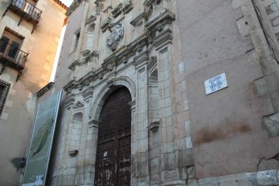 Rehabilitación de la  planta principal de la Iglesia de la Merced