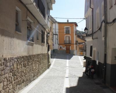 Urbanización Calle La Canaleja