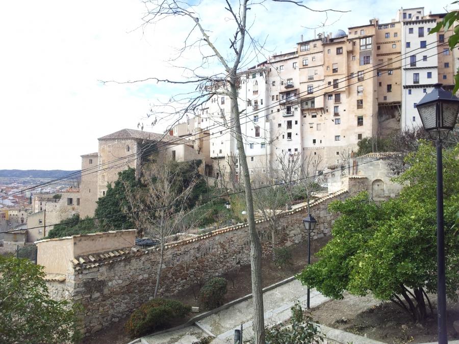 Finalizan las actuaciones de Mejora de zonas ajardinadas en el Barrio de San Martín