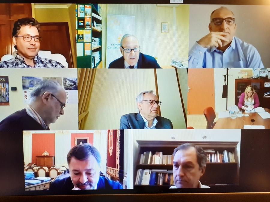 Comisión Ejecutiva de fecha 23 de marzo
