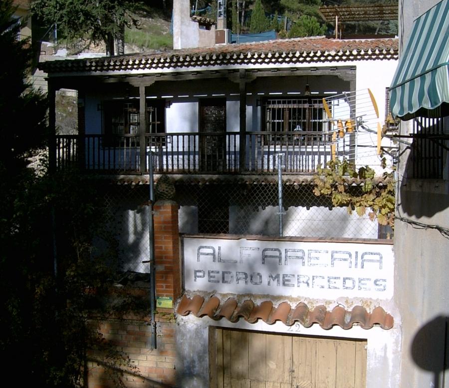 Licitada la obra de Rehabilitación del alfar de Pedro Mercedes