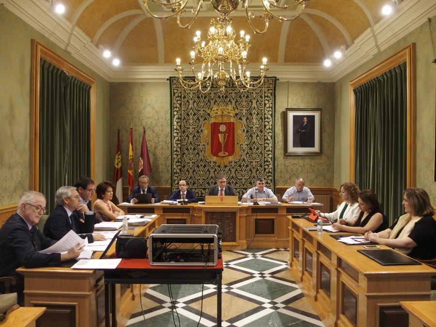 Celebrado el Consejo de Administración del Consorcio de la Ciudad de Cuenca