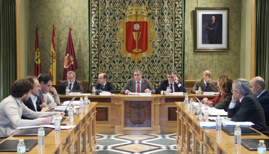 Acuerdos tomados por el Consejo de Administración y la Comisión Ejecutiva del Consorcio