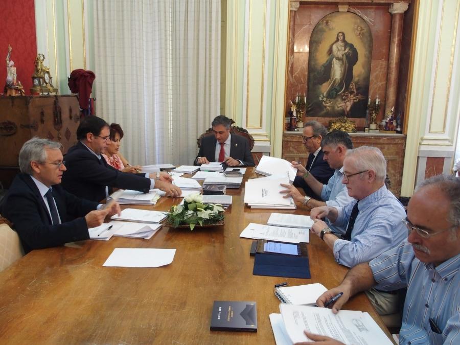 Principales acuerdos tomados por la Comisión Ejecutiva el 13 de julio de 2017