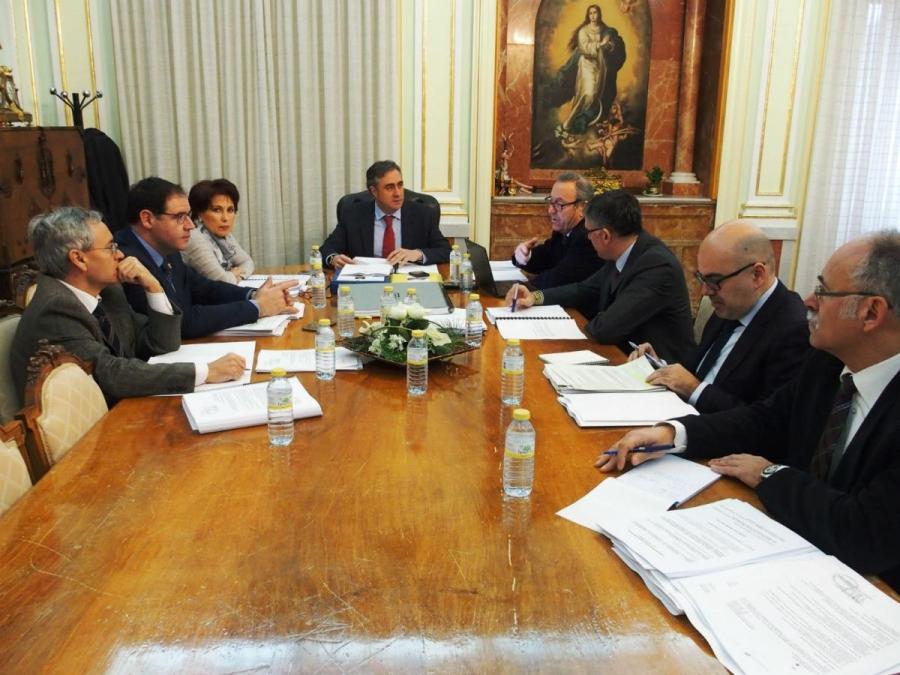 Acuerdos adoptados en la Comisión Ejecutiva el día 14 de febrero de 2018