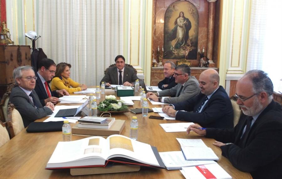 Principales acuerdos tomados por la última Comisión Ejecutiva