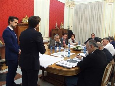 Principales acuerdos tomados por la Comisión Ejecutiva del Consorcio Ciudad de Cuenca
