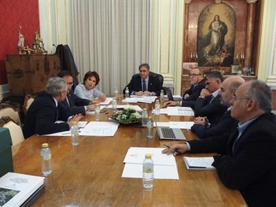 Reunida la Comisión Ejecutiva del Consorcio Ciudad de Cuenca