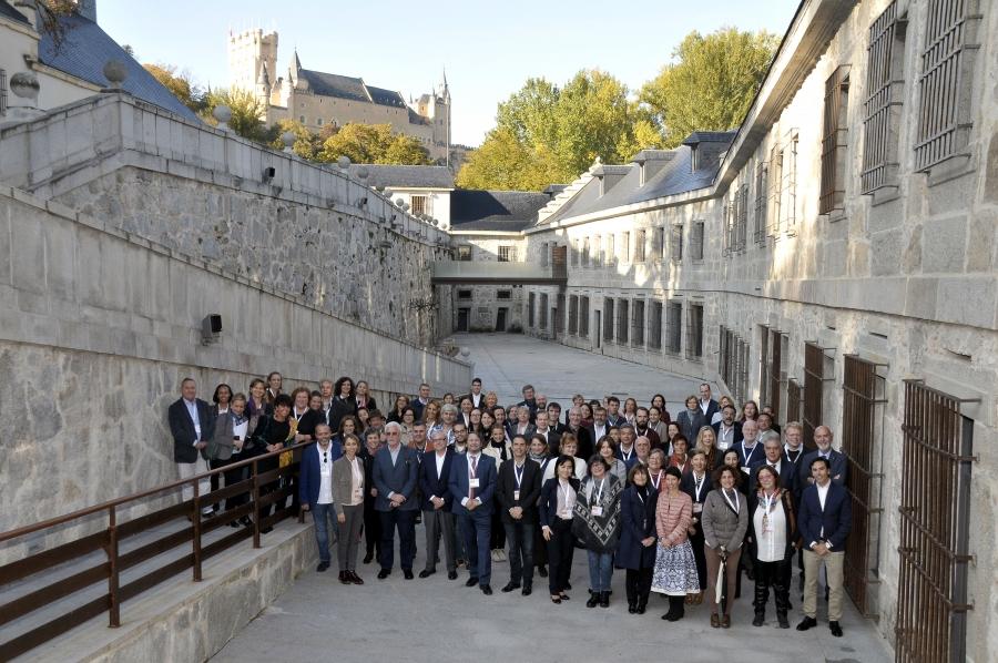 Conclusiones del II Encuentro Europeo de Asociaciones de Patrimonio Mundial.  Segovia, 20 y 21 de octubre de 2016