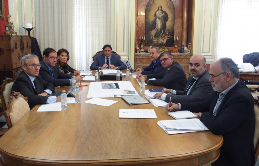 Acuerdos de la Comisión Ejecutiva celebrada el día 16/10/2018