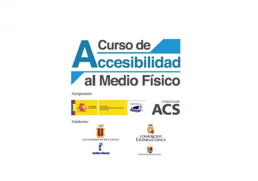 CURSO DE ACCESIBILIDAD AL MEDIO FÍSICO EN CUENCA