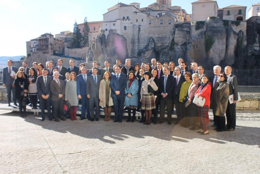 Celebrada en Cuenca la reunión anual de Turespaña