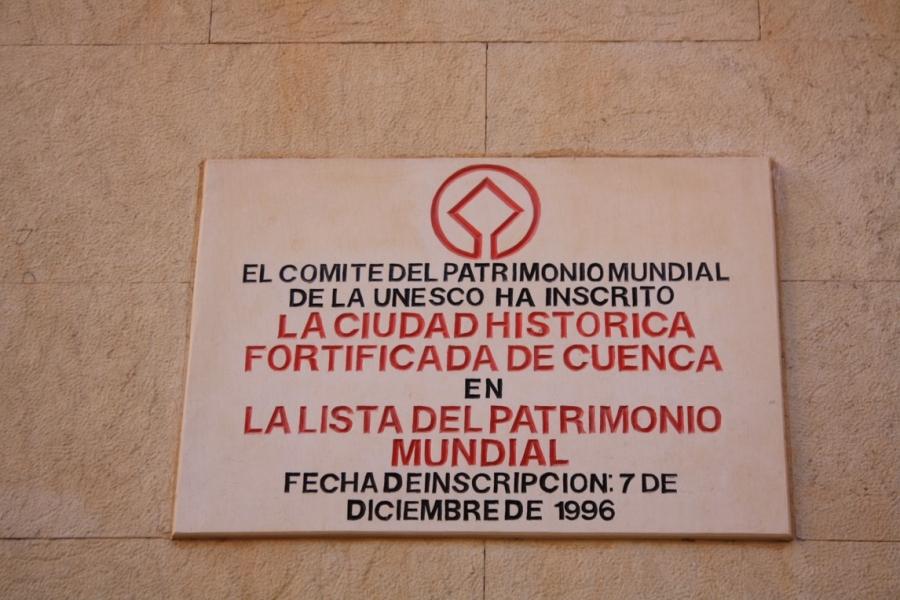 Cuenca cumple 20 años de la Inscripción en la Lista del Patrimonio Mundial de la UNESCO