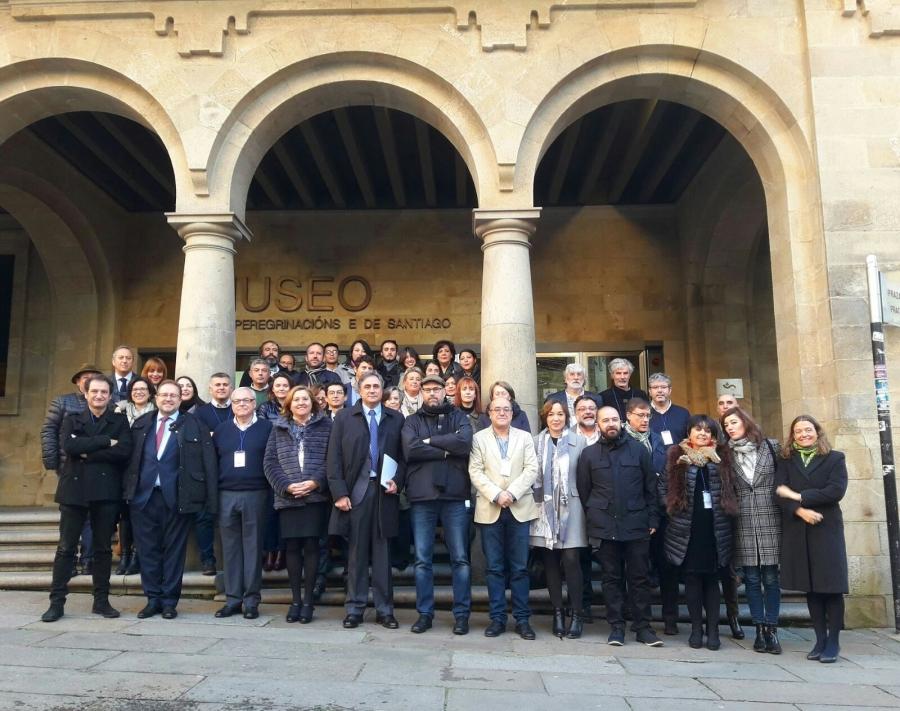 El Consorcio asiste al Encuentro de las Ciudades Españolas Patrimonio de la Humanidad
