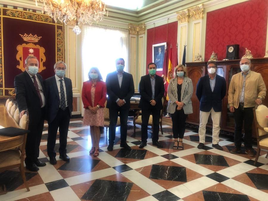 Celebrada la Comisión Ejecutiva del mes de septiembre