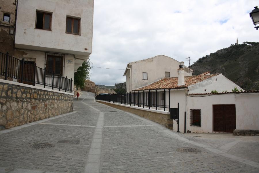 Finalizada la obra de Urbanización de la calle Matadero Viejo
