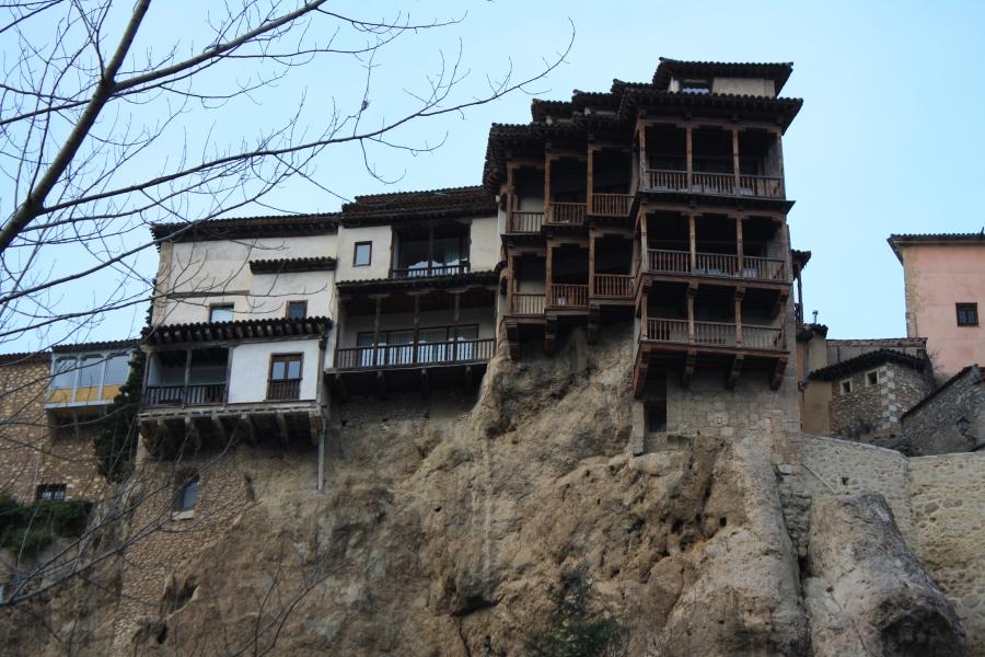 Abierta la licitación de la obra de Rehabilitación de las Casas Colgadas de Cuenca