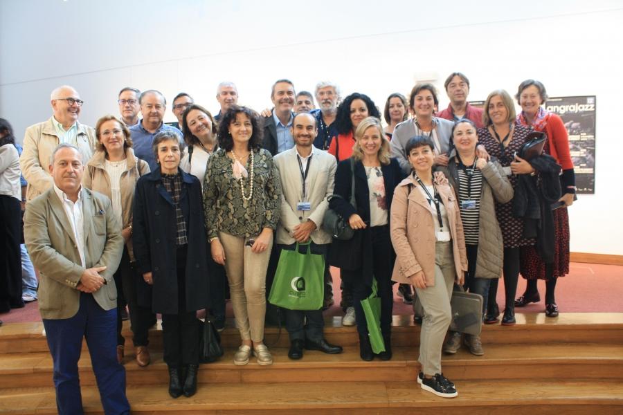 El Consorcio participa en el VII ENCUENTRO IBÉRICO DE GESTORES DE PATRIMONIO MUNDIAL.