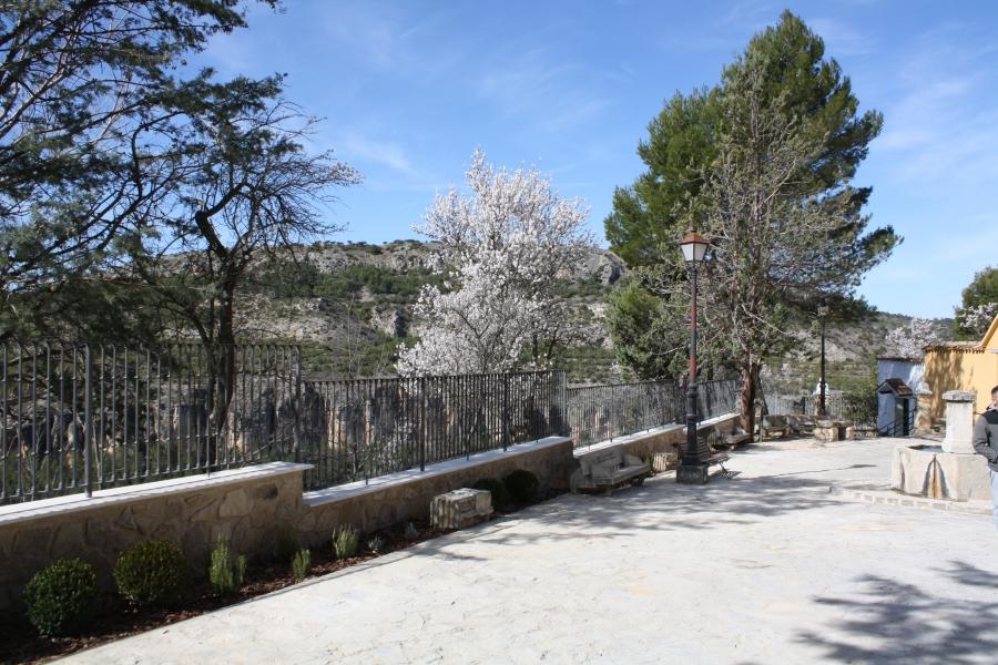 Recibida la obra de Construcción de vallado perimetral en el Cementerio de San Isidro