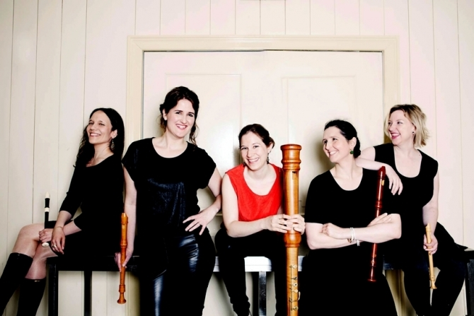 El CD del quinteto Seldom Sene consigue el Premio Bach CD del Año de la Dutch radio Concertzender Nederland