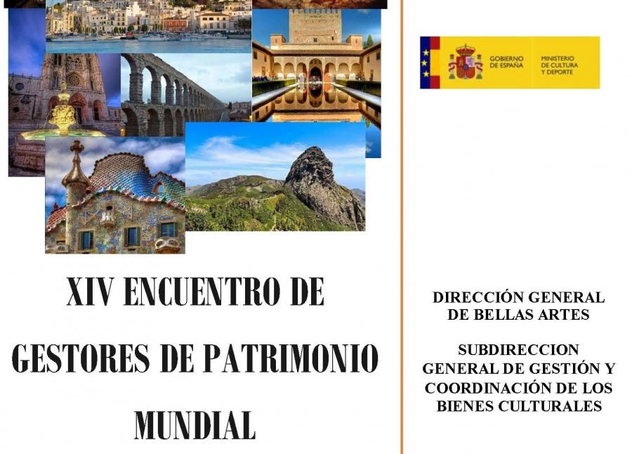 El Consorcio asiste al XIV Encuentro de Gestores de Patrimonio Mundial en España