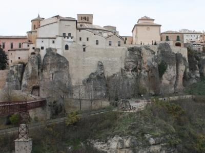 Imagen de la noticia Recibida la obra de Intervención sobre los paños de la muralla de las traseras de la Catedral