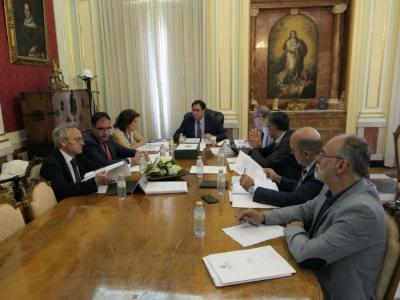 Celebrada Comisión Ejecutiva del Consorcio el martes 19 de junio