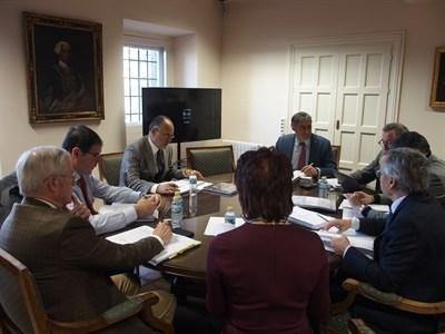Celebradas las últimas sesiones del año de la Comisión Ejecutiva y el Consejo de Administración