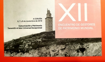 El Consorcio asiste al XI Encuentro de Gestores de Patrimonio Mundial en España