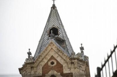 Imagen de la noticia El Consorcio licita la obra del andamio para la reparación del chapitel de la torre de El Salvador