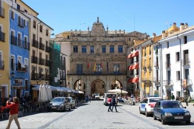 Reunida la Comisión Ejecutiva del Consorcio Ciudad de Cuenca (08/02/2016)