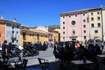 Comienza la rehabilitación de los patios y sacristías del Convento de Las Petras