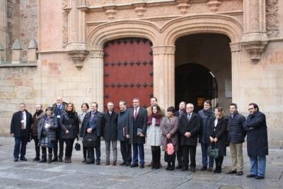 El Consorcio asiste en Salamanca al seminario: La gestión del Patrimonio Mundial