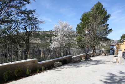 Imagen de la noticia Recibida la obra de Construcción de vallado perimetral en el Cementerio de San Isidro