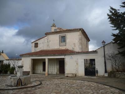 El Consorcio comienza la rehabilitación de las cubiertas de la Ermita - Cementerio de San Isidro