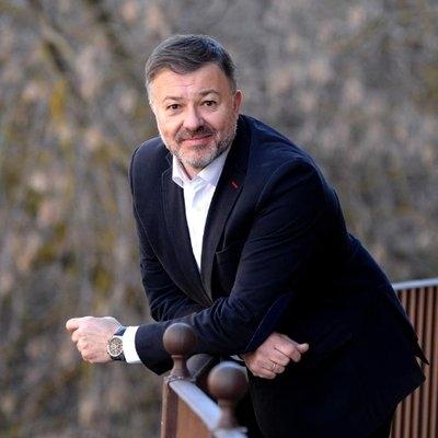 Darío Dolz, presidente del Consorcio de la Ciudad de Cuenca