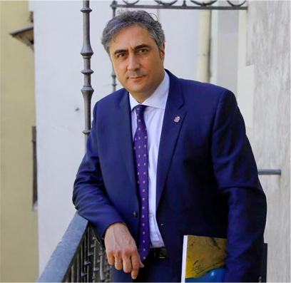 Ángel Mariscal, presidente del Consorcio de la Ciudad de Cuenca
