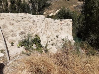 Murallas del Seminario