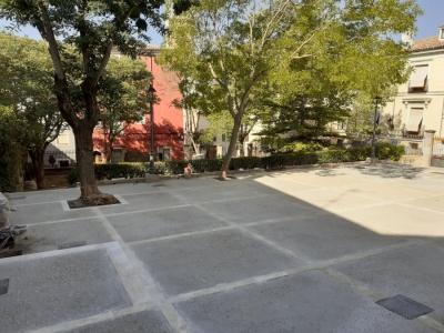 Jardín del Salvador