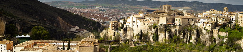 Imagen 4 de cabecera y logotipo del Consorcio de la Ciudad de Cuenca
